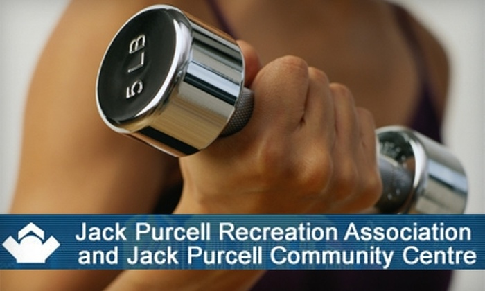 Jack Purcell Recreation Association - Centretown - Downtown: $20 for a Five-Visit Pass to Fitness Classes at Jack Purcell Recreation Association ($40 Value)