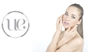 Unlimited Epil Vigneux-sur-Seine: 1 ou 3 séances de photo-rajeunissement pour le visage et le cou dès 19 € chez Unlimited Epil