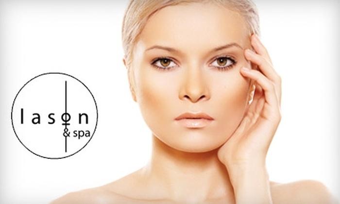 Lason & Spa - Lincoln: $30 for Signature Facial at Lason & Spa ($65 Value)