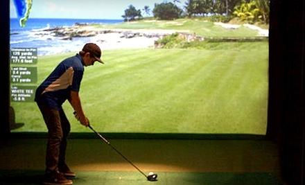 Bunker Indoor Golf & Training - Bunker Indoor Golf & Training in Goodyear