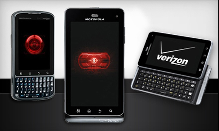 Tranzmobile/Verizon Wireless: $25 for a Droid Phone and $25 Worth of Accessories from Tranzmobile/Verizon Wireless (Up to $224.99 Value)