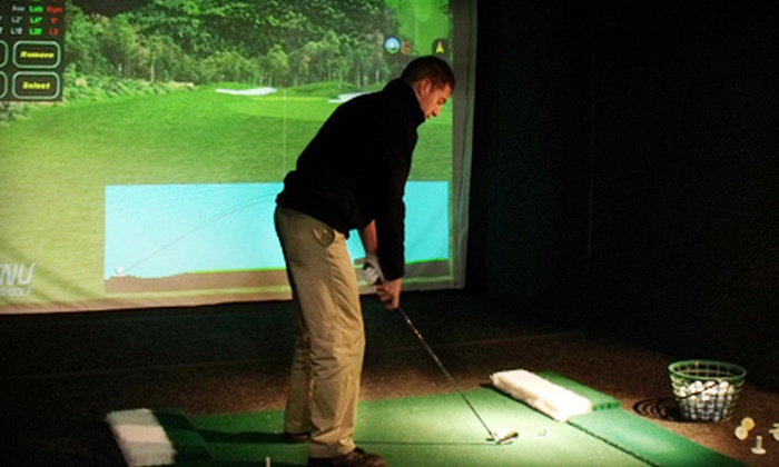 Natick Golf Learning Center - Natick: Three or Six Private 30-Minute Golf Lessons at Natick Golf Learning Center (Up to 57% Off)