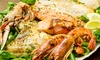 Jimmy's Killer Prawns - Durban: Sumptuous Killer Seafood Platter from R225 at Jimmy's Killer Prawns - Gateway and Westwood Mall