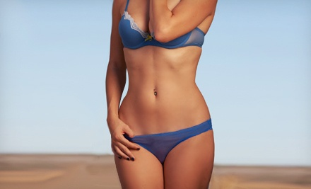 One Eyebrow and Bikini Wax (a $65 value) - Esthetic Laser Clinic in Vienna