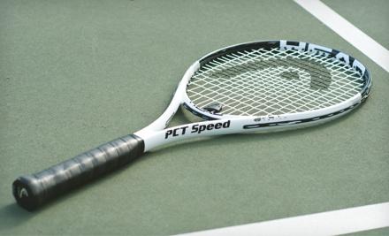 Head PCT Speed Tennis Racquet: Small - 4 1/4 Inches (a $60 value) - Head Tennis Racquet in
