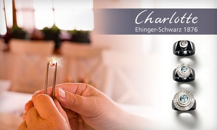 Charlotte Ehinger-Schwarz - South Main Historic District Association: $49 for $125 Worth of Interchangeable Fine Jewelry from Charlotte Ehinger-Schwarz