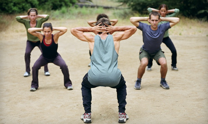Innovative Fitness - Multiple Locations: One Month of an Unlimited Boot-Camp-Classes Package or Five Drop-In Boot-Camp Classes at Innovative Fitness