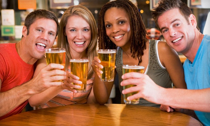 Barcrawls.com - Multiple Locations: Cinco de Mayo de Derby Bar Crawl for One, Two, Four, or Six on May 4 and 5 from Barcrawls.com (Up to 63% Off)