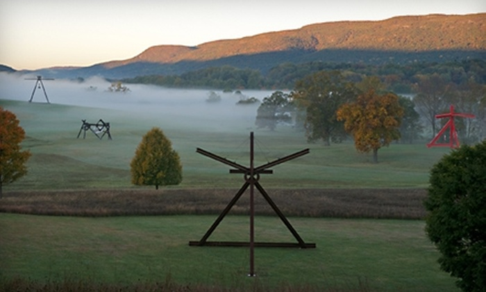 Storm King Art Center - Mountainville: $12 for Two Adult Admissions to Storm King Art Center in Mountainville, New York ($24 Value)