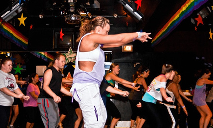 Zumba with Alicia - Capital District: 10, 20, or 30 Zumba Classes at Zumba with Alicia (Up to 74% Off)