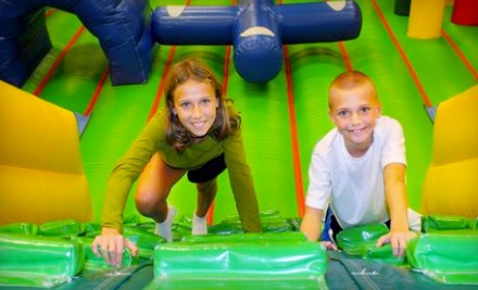 Jumpin Beans: 4 Admissions to Open Play - Jumpin Beans in Wake Forest