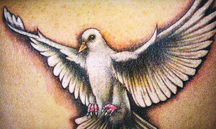 South Seas Tattoo Company - Palm Plaza: $49 for One Hour of Tattoo Work at South Seas Tattoo Company in Deerfield Beach ($140 Value)