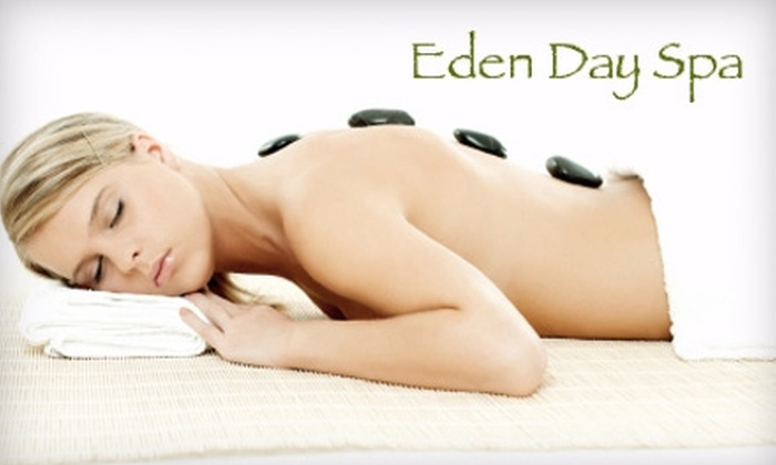 Eden Day Spa - Germantown: $40 for a One-Hour Hot-Stone Massage at Eden Day Spa in Germantown