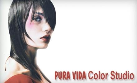 Pura Vida Color Studio - Pura Vida Color Studio in Ann Arbor