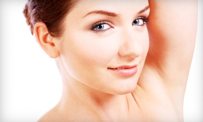 Profiles Laser & Medical Aesthetics - Hendersonville: $119 for Three Laser Hair-Reduction Treatments at Profiles Laser & Medical Aesthetics (Up to $675 Value) in Hendersonville