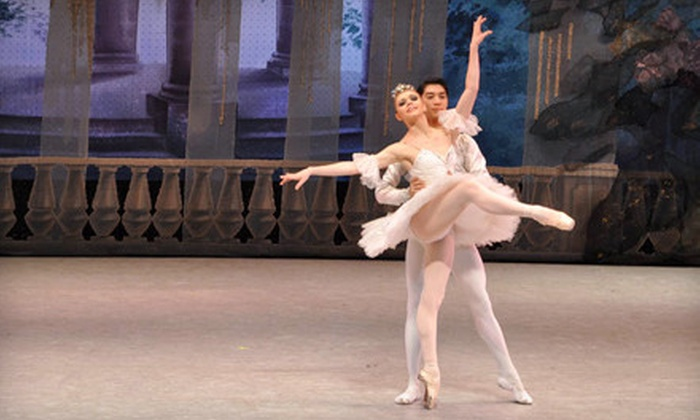 """Moscow Festival Ballet's """"The Sleeping Beauty"""" - New London: $42 for Two Tickets to """"The Sleeping Beauty"""" at Garde Arts Center in New London on January 7 at 7:30 p.m. ($84 Value)"""