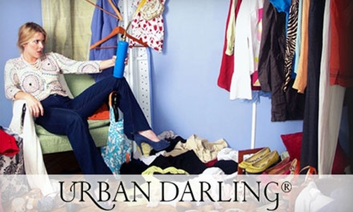 Urban Darling - San Jose: $75 for Two Hours of In-Home Fashion Consulting with Urban Darling