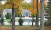 Spruce Hill Inn and Cottages - Mansfield: Weekday or Weekend Cottage Rental for Two at Spruce Hill Inn & Cottages in Mansfield