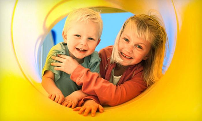 Naya's Garden - Silver Lake: 6 or 10 Kids' Playground Visits at Naya's Garden (Up to 58% Off)