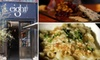 eight 1/2 Restaurant Lounge - Mt. Pleasant: $10 for $20 Worth of Locally Sourced Fare and Drinks at Eight 1/2 Restaurant Lounge