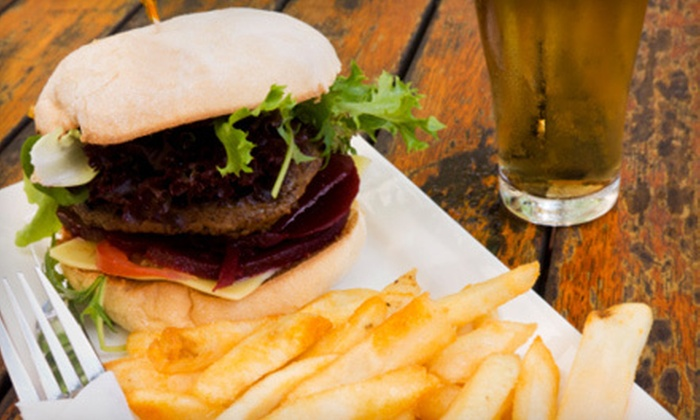 Piper's Alley - Clinton Township: $10 for $20 Worth of Pub Fare for Dinner at Piper's Alley in Clinton Township