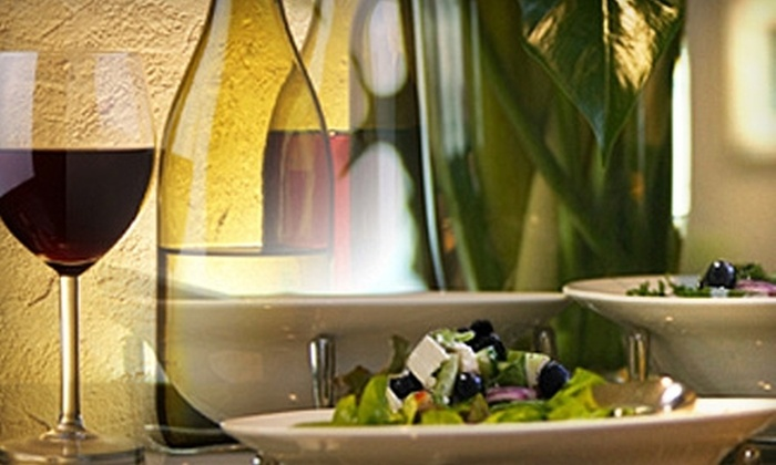 Fusion Restaurant and Bar - Petworth: $15 for $30 Worth of Indian-American Cuisine and Wine at Fusion Restaurant and Bar