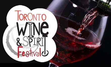Toronto Wine & Spirit Festival: Saturday 6/19 from 12-5 PM Tickets - Toronto Wine & Spirit Festival in Toronto