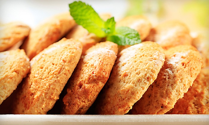 Divine De-lites - Downtown Columbus: Small or Large Basket of Fall Baked Goods from Divine De-lites (Up to 52% Off)