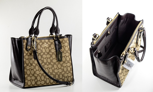 36% off From  2,288 for Assorted Coach Handbags (worth up to  6,100 ... 611e42c572
