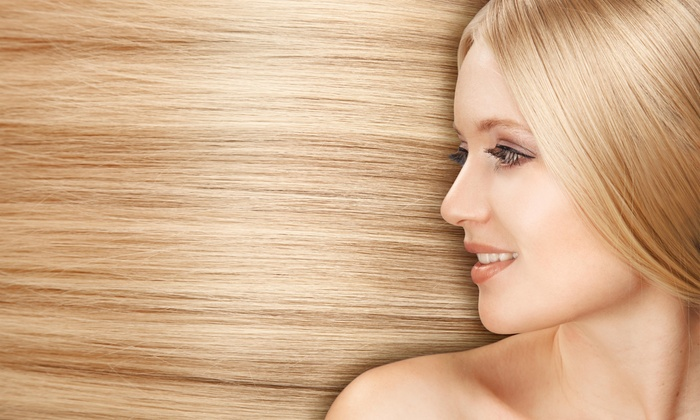 Madison Ari - Canyon Gate: Haircut with Shampoo and Style from Madison Ari (60% Off)
