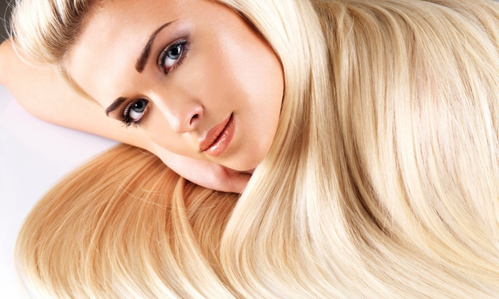 Pravda Beauty - Meyerland Area: One or Two Brazilian Blowout Treatments at Pravda Beauty (Up to 66% Off)