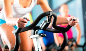 Go Cycling: Three or Six Indoor-Cycling, Barre, TRX, or Kettlebell Classes at Go! Indoor Cycling (Up to 54% Off)