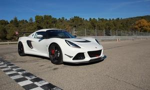 Spark Motorsport: Jusqu'à 5 tours au volant d'une voiture de courses dès 59,99 € chez Spark Motorsport