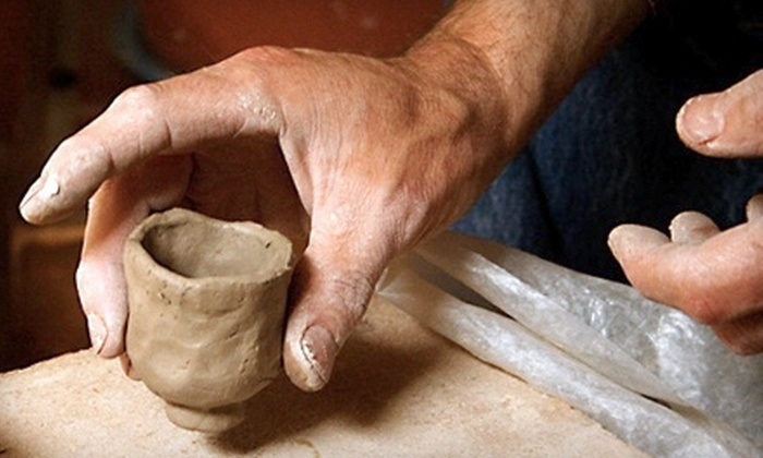 Daniels Family Pottery - Friendly: Handbuilding, Wheel-Throwing, Private-Intensive, or Family Handbuilding Class at Daniels Family Pottery (Up to 64% Off)