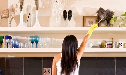 $109 for Four Man-Hours of Housecleaning from West Michigan Commercial Cleaning LLC ($180 Value)