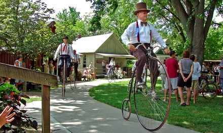 Visits for Two or Four to Sauder Village in Archbold (Up to 47% Off)