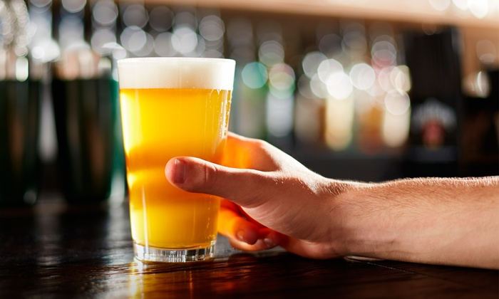SWARM INC - Brickell: One, Two, or Four Tickets with Beers at St. Paddy's Day Brickell on March 17 (Up to 50% Off)