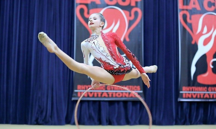 Rhythmic Academy of Los Angeles - Van Nuys: Four Weeks of Gymnastics Classes at Rhythmic Academy of Los Angeles (49% Off)