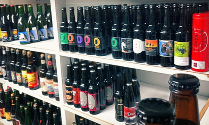 Holiday Wine Cellar - Central Escondido: Beer, Wine, and Spirits at Holiday Wine Cellar (50% Off). Two Options Available.