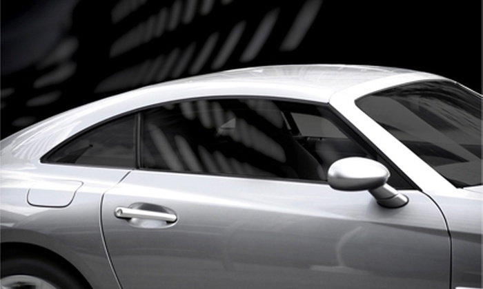 FNR Auto Customs - Minneapolis: $159 for Tinting on Five Car Windows at FNR Auto Customs ($325 Value)