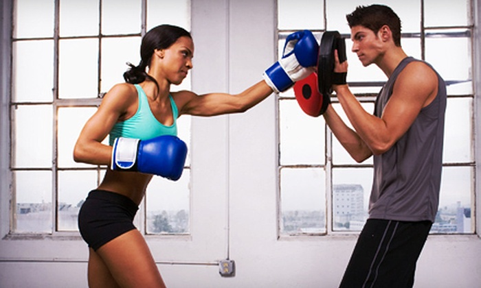 Final Round Boxing & Fitness - Upper Vailsburg: 10 or 20 Fitness Classes at Final Round Boxing and Fitness in Whippany (Up to 83% Off)