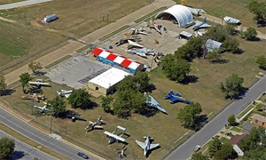 Fort Worth Aviation Museum: $6 for Family Admission to Fort Worth Aviation Museum ($10 Value)