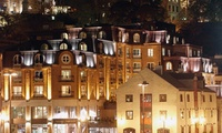 1-Night Stay for 2 with Parking, Breakfast, Optional Dinner at Relais & Châteaux, Auberge Saint-Antoine (Up to 52% Off)