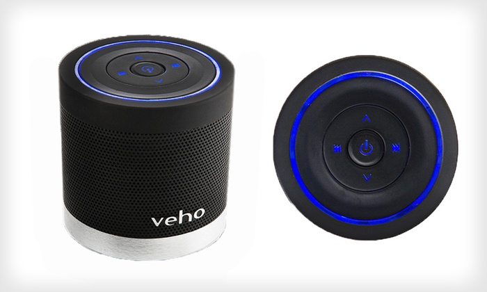 Veho 360-Degree M4 Bluetooth Wireless Speaker: $29.99 for a Veho 360-Degree M4 Bluetooth Wireless Speaker ($69.95 List Price). Free Shipping and Returns.