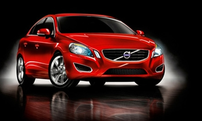 Newmarket Volvo - Newmarket: $45 for Silver Car-Detailing Package at Newmarket Volvo ($89.99 Value)