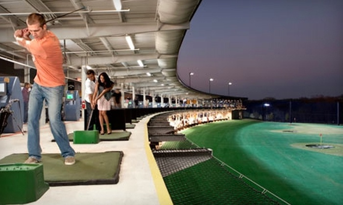 TopGolf Wood Dale - North Itasca: $18 for a Six-Session TopGolf Playing Card at TopGolf Wood Dale ($35 Value)