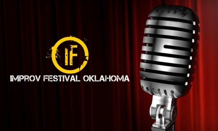 Improv Festival Oklahoma - Gatewood UCD: $7 for an Improv Comedy Show at the Second-Annual Improv Festival Oklahoma ($15 Value). Choose from Six Shows.