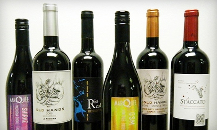 Marquee Selections: $40 for $90 Worth of Wine at Marquee Selections