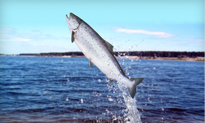Puget Sound Sports Fishing - Edmonds: $89 for a Four-Hour Fishing Trip from Puget Sound Sports Fishing in Edmonds ($180 Value)