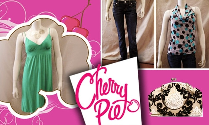 Cherry Pie - Vinings: $30 for $75 Worth of Merchandise at Cherry Pie Boutique